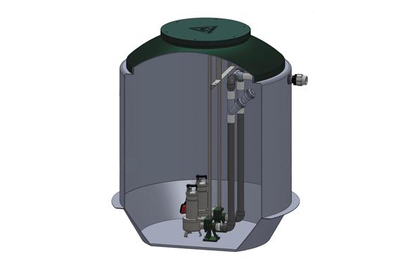 Septic Tank pump suffolk