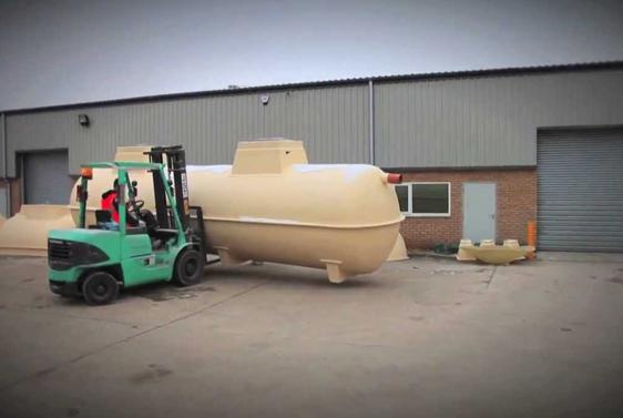 septic tank fitting suffolk